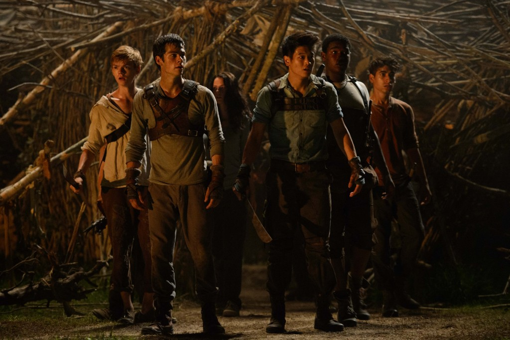 Maze Runner Star Dylan O'Brien Hospitalized