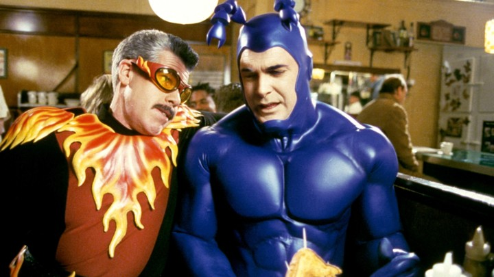 The Tick TV Series 2001