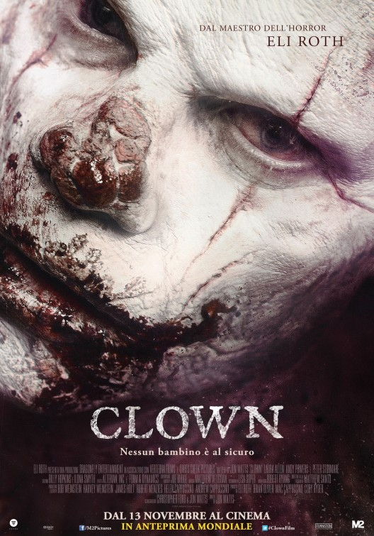 Eli Roth's Clown Heading To VOD