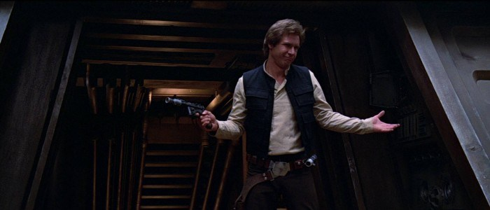 Han Solo Movie Shortlist Narrows