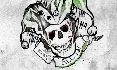 uicide Squad Releases Tattoo Inspired Posters