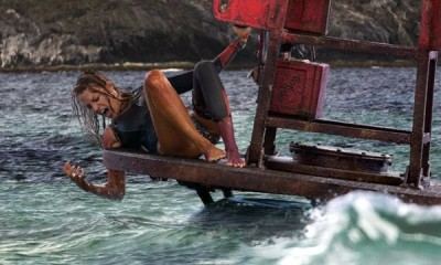 Blake Lively Is Shark Bait in The Shallows