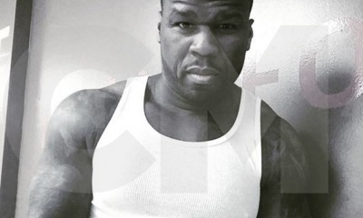 50 Cent is saying that he is Starring In New Predator Movie