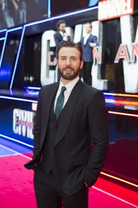 Captain America Civil War London Premiere
