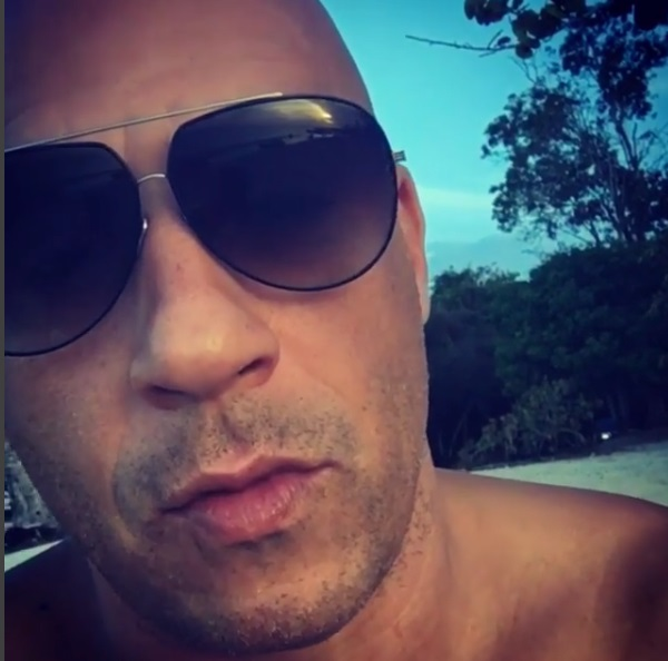 Vin Diesel Gives Fans Fast 8 Set Photos From Cuba