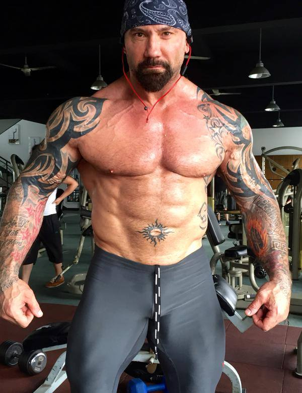 Dave Bautista Readies To Destroy In Blade Runner 2