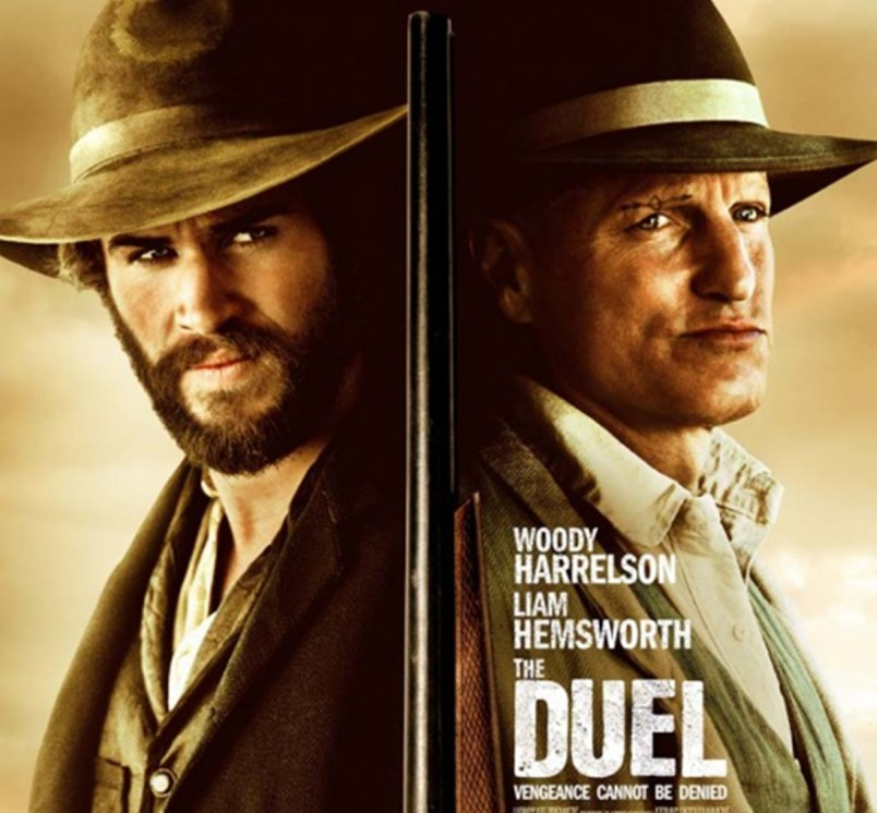 Woody Harrelson and Hemsworth Face Off In The Duel