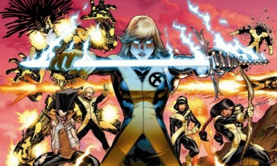 X-Men spin off New Mutants Sets To Have YA Vibe