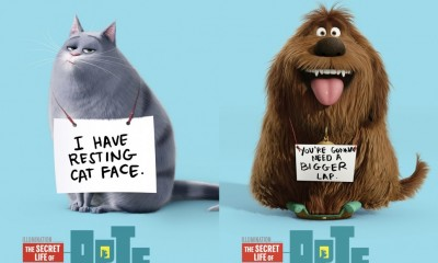 9 Utterly Adorable Secret Life of Pets Character Posters
