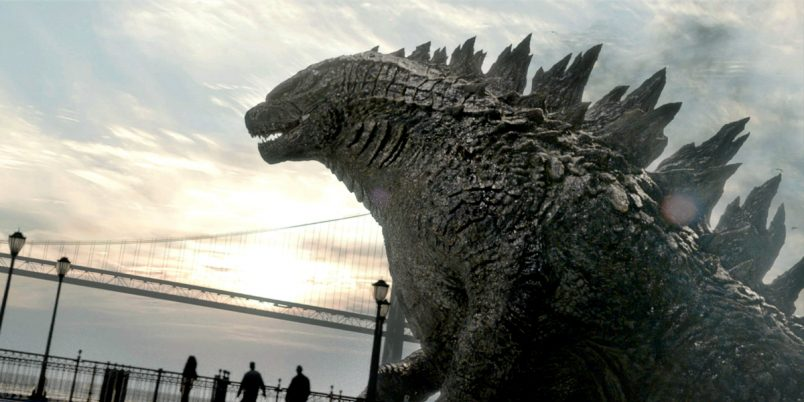 Godzilla 2 Director Pulls Out