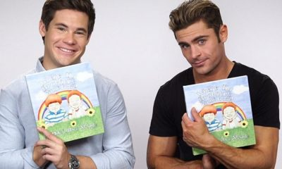 Zac Efron and Adam Devine