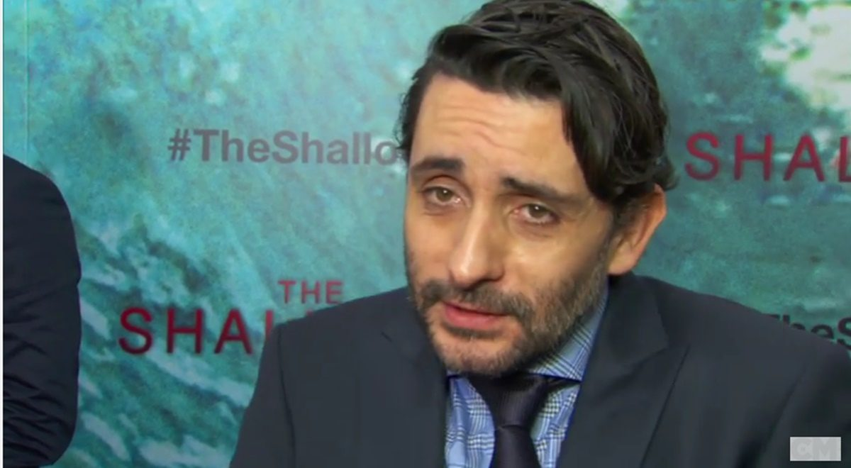 Director Jaume Collet-Serra Talks The Shallows at World Premiere