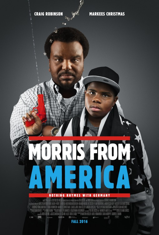 First Look at Craig Robinson in Morris from America