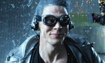 X-Men Star Evan Peters Wants Deadpool-Quicksilver Movie
