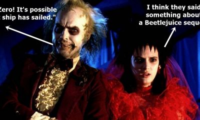 Beetlejuice 2 Still NOT Greenlit