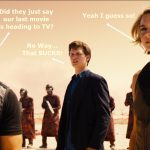 The Divergent Series: Allegiant Ending with TV Movie