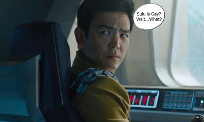 John Cho Sulu Is Gay In Star Trek Beyond