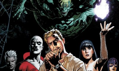 Justice League Dark In The Works