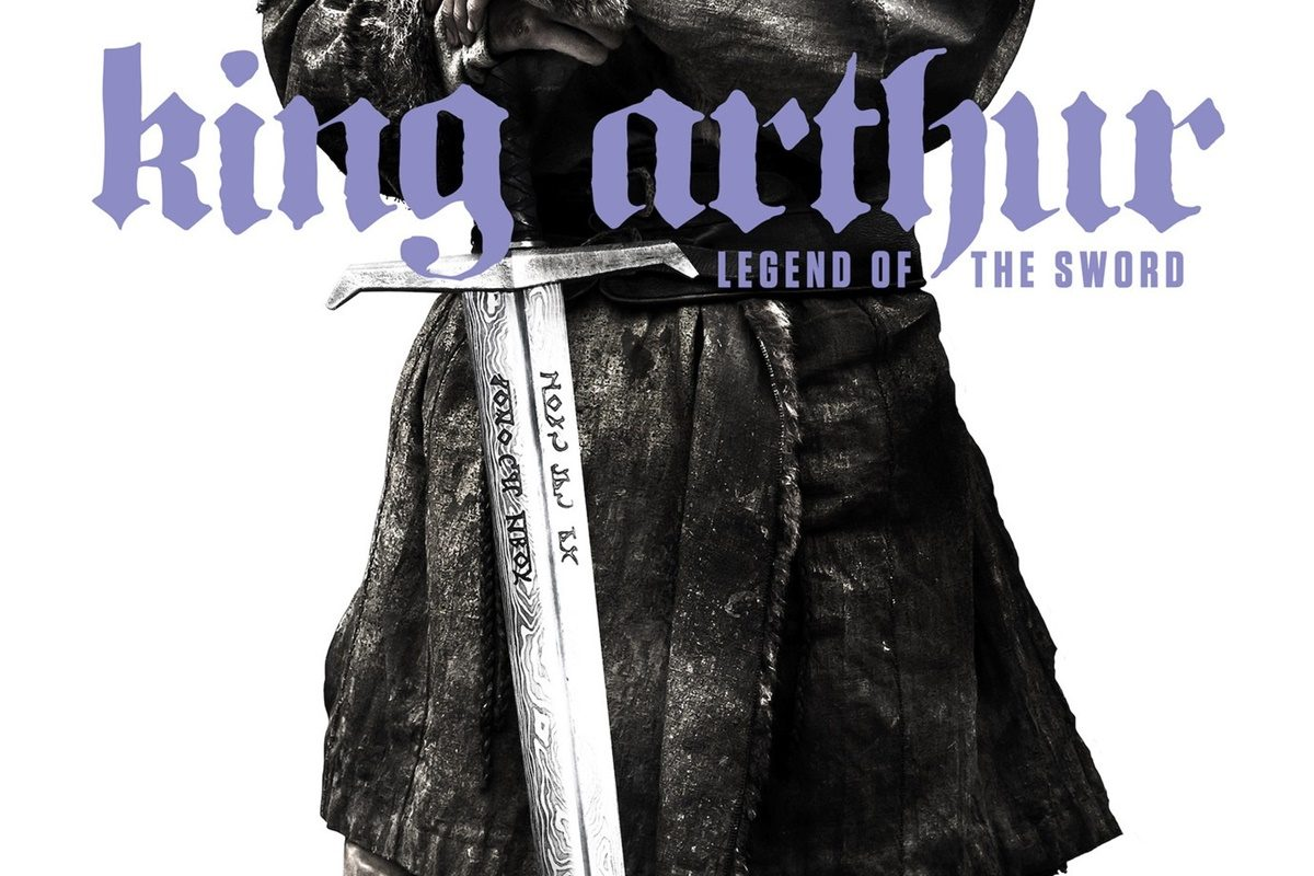 SDCC: First Look at King Arthur: Legend of the Sword