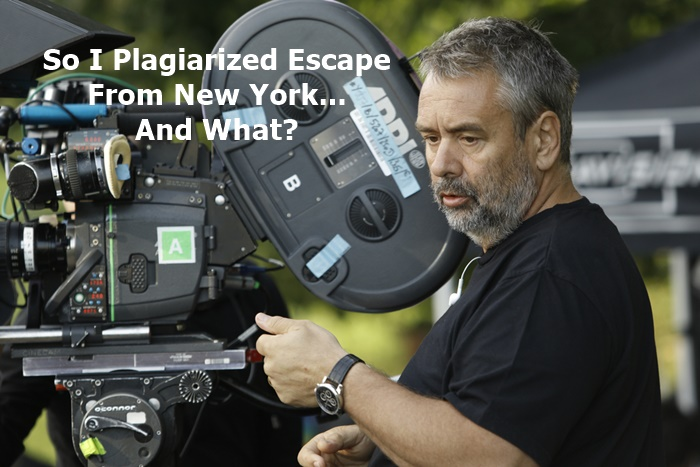 Luc Besson Guilty of Plagiarizing