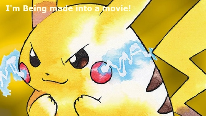 Legendary Officially Obtains Movie Rights to Pokemon