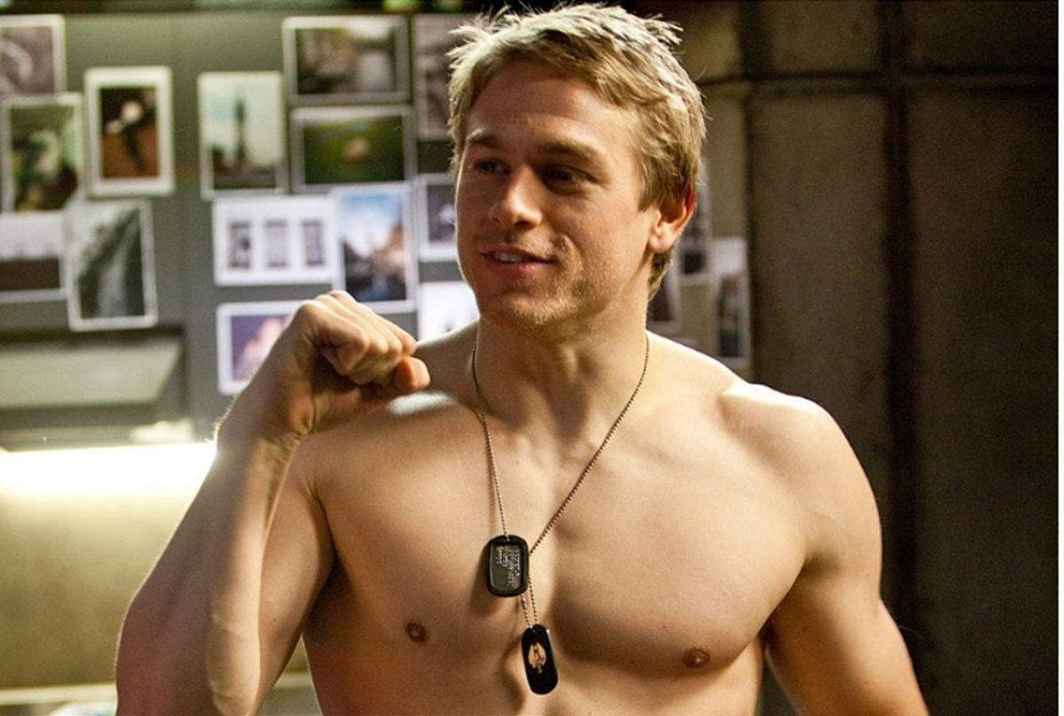 Charlie Hunnam NOT In Pacific Rim 2