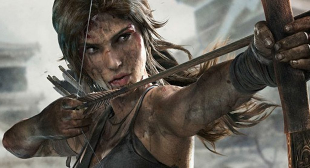 Lara Croft is Back with Tomb Raider Reboot