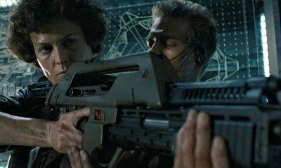 Sigourney Weaver + Neill Blomkamp's ALIEN 2.5 A Smart Move