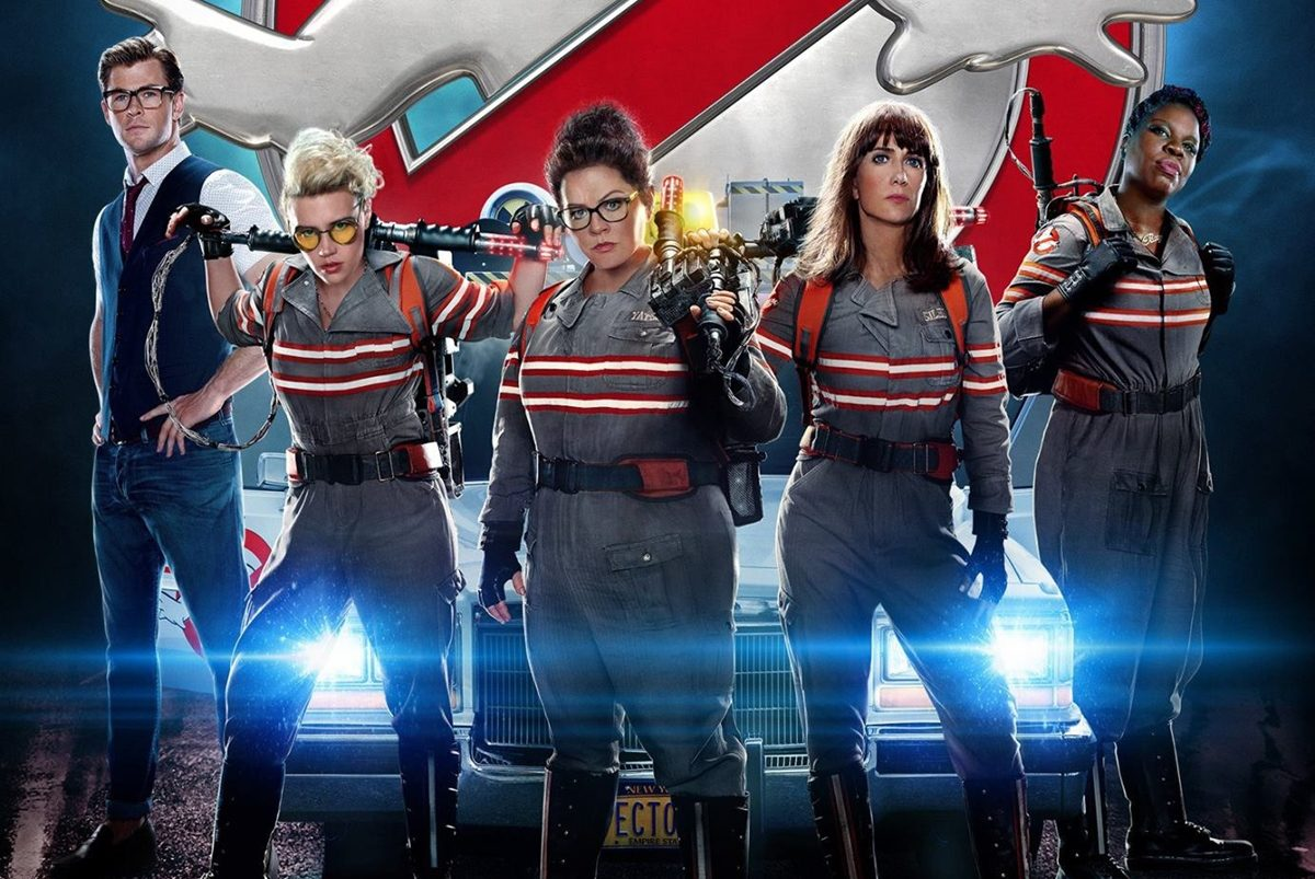Female Ghostbusters Cast Getting Good Press