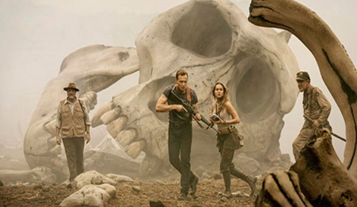 Kong: Skull Island First Look Teaser