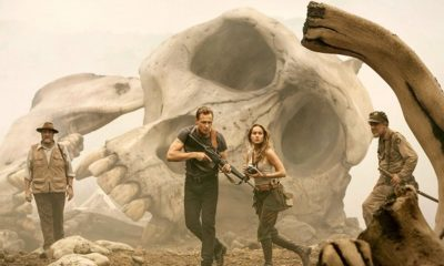 Tom Hiddleston vs Kong in Kong: Skull Island Trailer