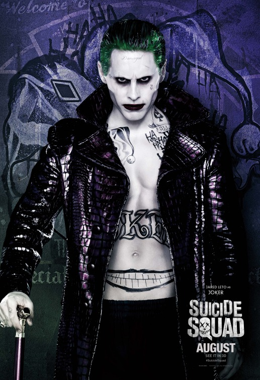 Is The Joker A Psychopath or a Shrude Business Man