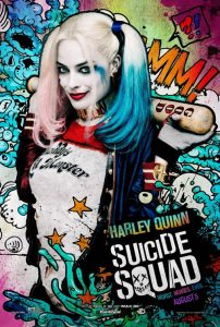 New Neon Crazed Suicide Squad Posters