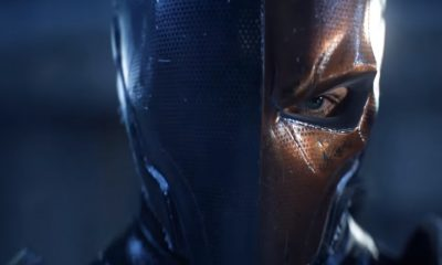 Deathstroke Unveiled as Villain for Batman Solo Movie