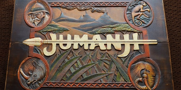 Jumanji Is A Sequel, Not a Reboot