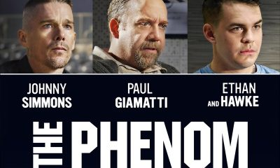 Ethan Hawke + Paul Giamatti Star in THE PHENOM