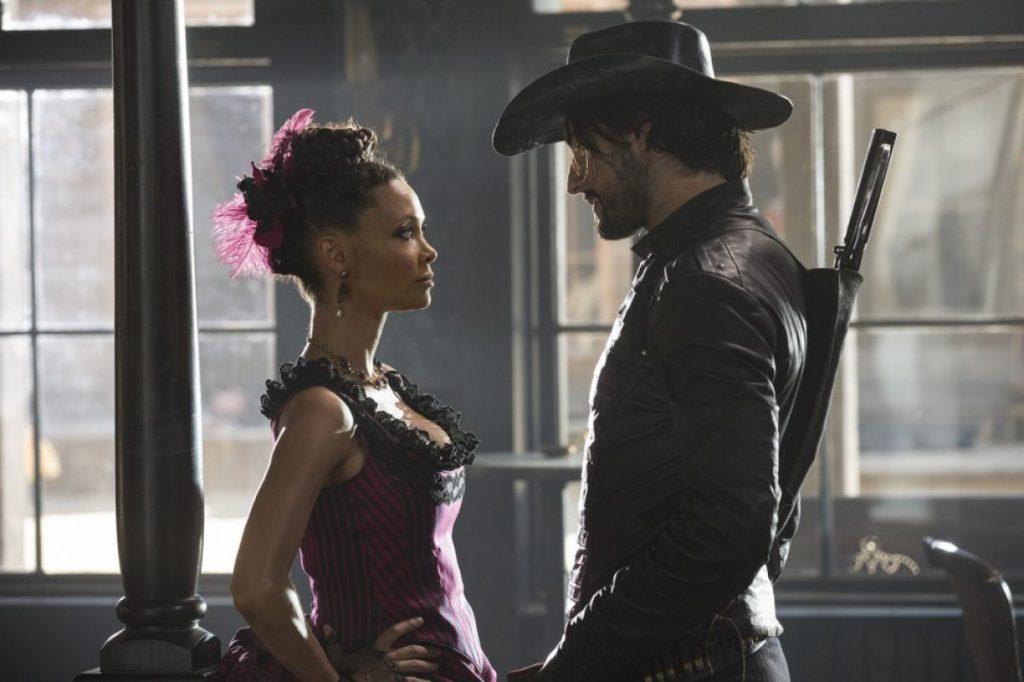 HBO's Westworld Reveals All In Photo Series