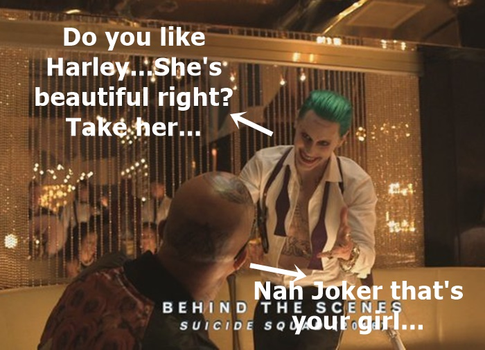 Lots of The Joker Scenes Cut From Suicide Squad; Find out Why