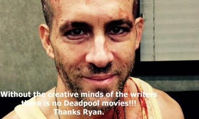 Ryan Reynolds Paid For Deadpool Writers