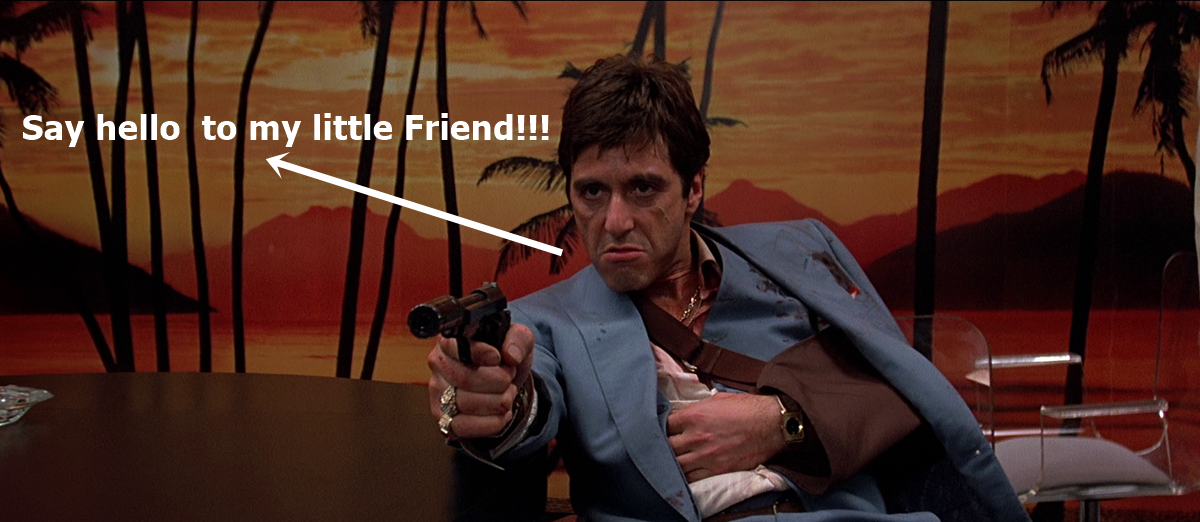 Antoine Fuqua Ready To Shoot A Scarface Remake