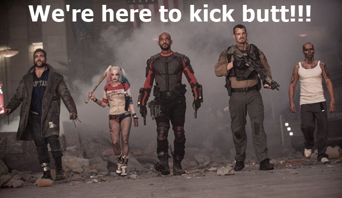 What Was Wrong with Suicide Squad