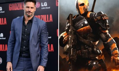Joe Manganiello Is Deathstroke in Affleck's Batman Movie