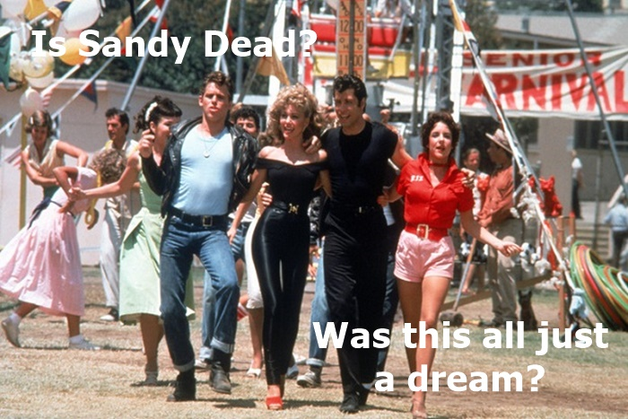 Grease Conspiracy Theory Breathes New Life 40 Years Later