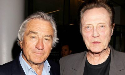 Christopher Walken + Robert De Niro Reuniting for The War with Grandpa