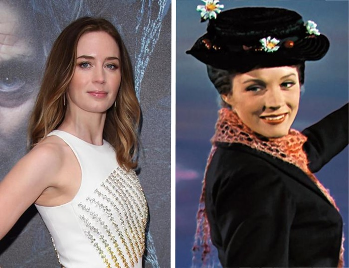 Emily Blunt on How to Tackle Mary Poppins sequel