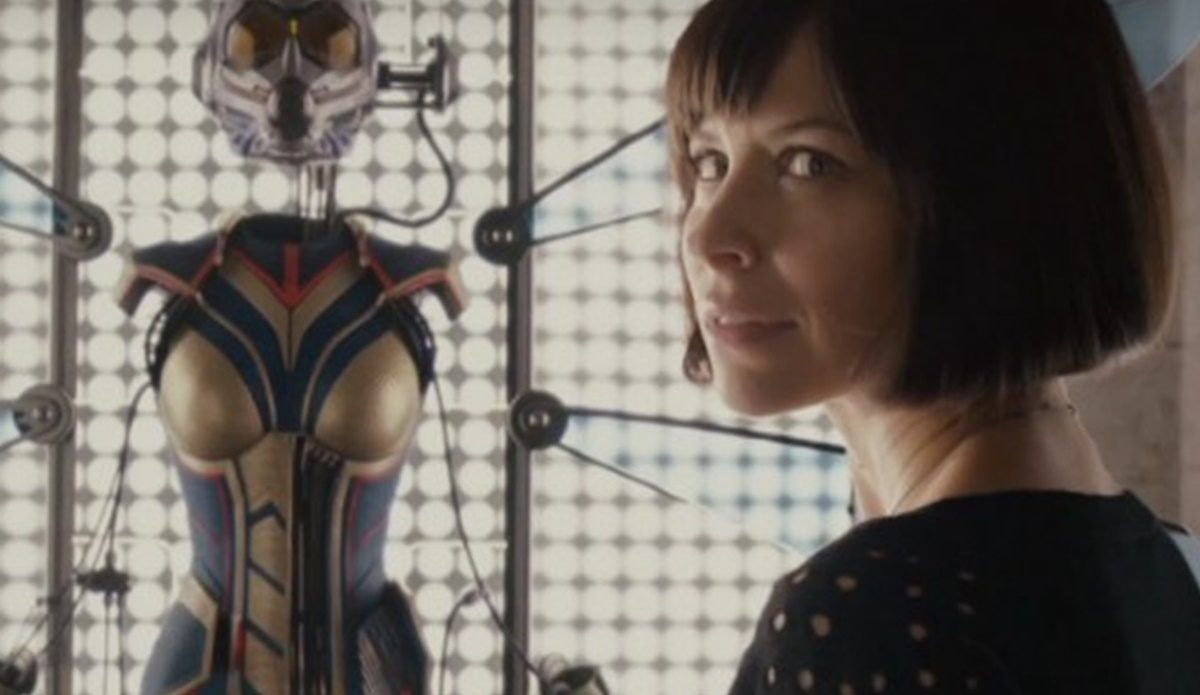 Evangeline Lilly: The Wasp to Appear in Avengers: Infinity War Pt 2