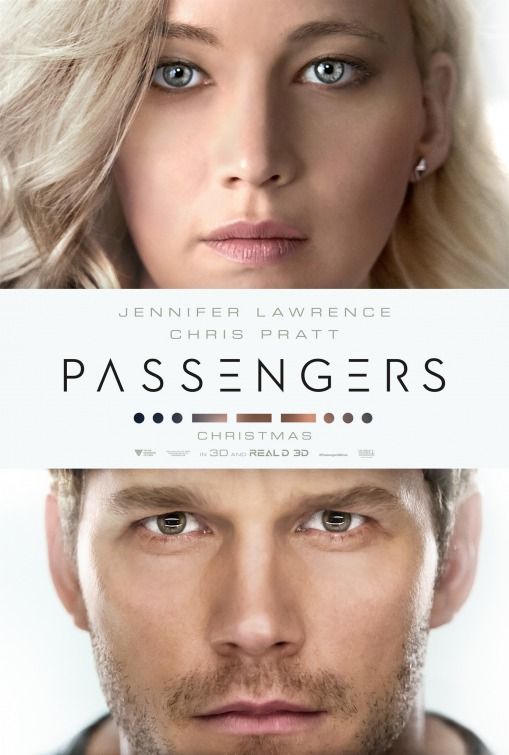 TRAILERS: Birth of the Dragon, Passengers, The Whole Truth