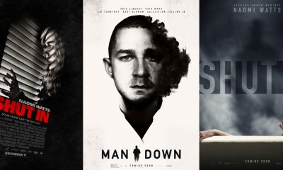 TRAILERS: Man Down, Life + Shut In