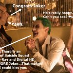 Suicide Squad Extended Edition is Coming to Blu-Ray + Digital HD