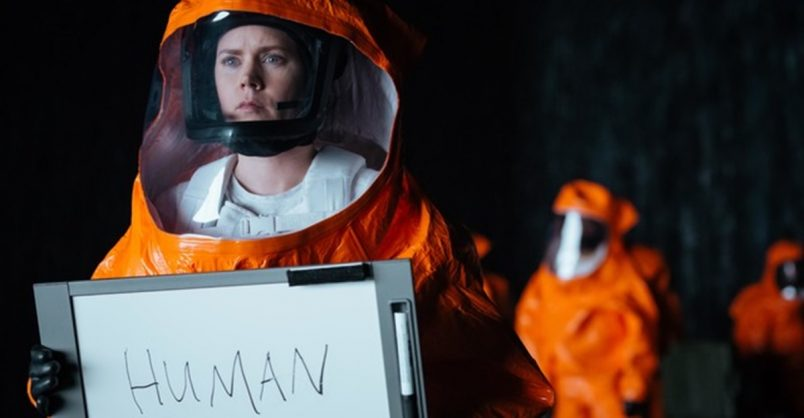 ARRIVAL: A Poetic Masterpiece Question Is The Life Beyond our Galaxy